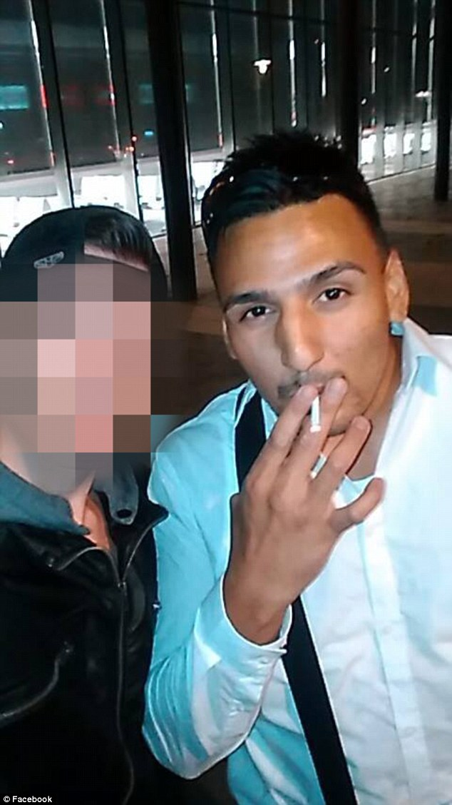I'll take you out... and you need an army to take me': Chilling Facebook posts of driver with a history of drugs and violence who mowed down dozens in deadly Melbourne rampage