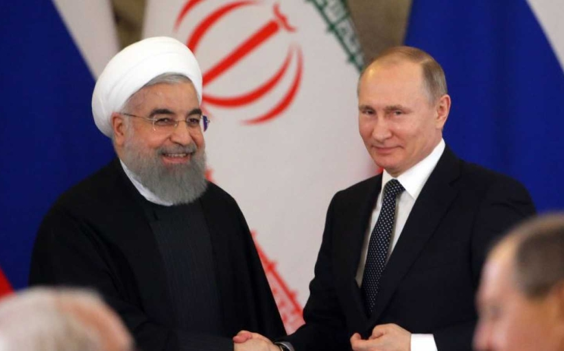 Russia Calls Iran Its Favorite Peace Partner