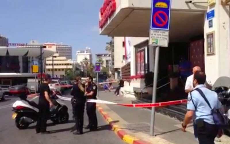 Palestinian Terrorist Attack Leaves Four Wounded In Tel Aviv
