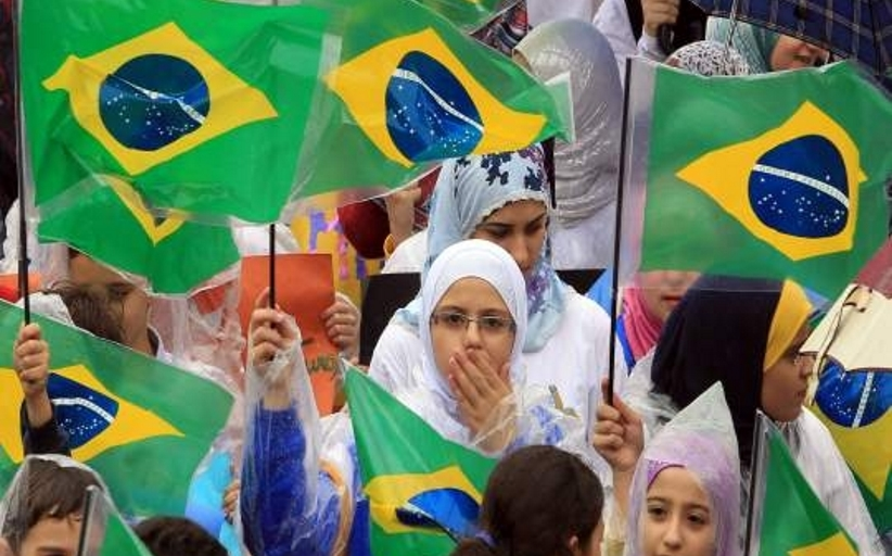 Brazil, first nation to officially eliminate its borders: Muslims welcome