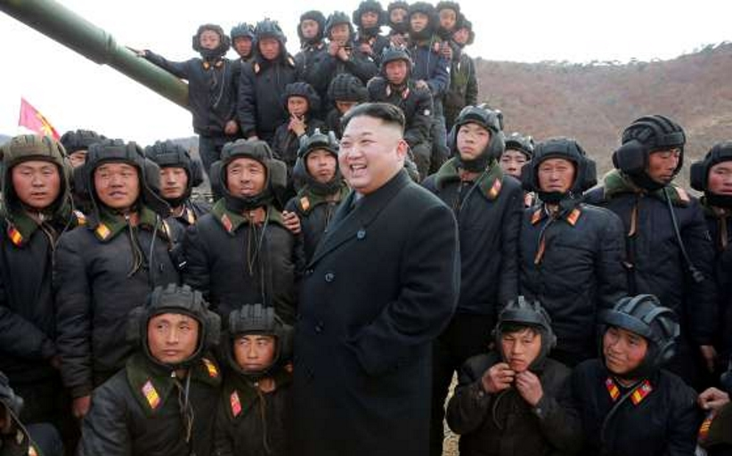 U.S. May Launch Strike If North Korea Reaches For Nuclear Trigger