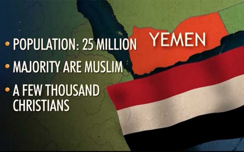 Christianity is growing like never before in Yemen as Muslims turn to Christ