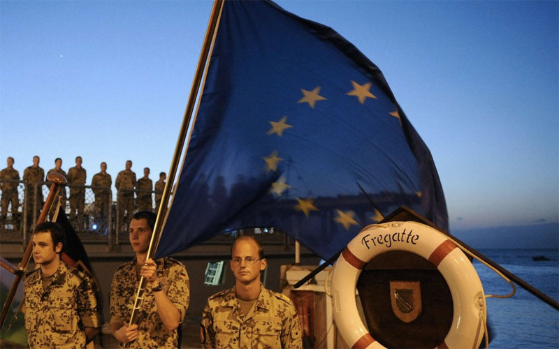 EU Combined Military HQ To Be Launched 'Within Days'