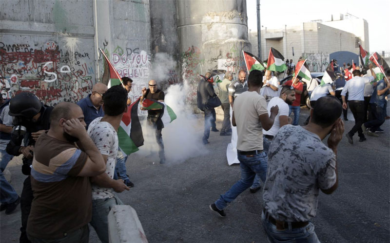 Iran Helped Fund Violent Clashes Over Temple Mount