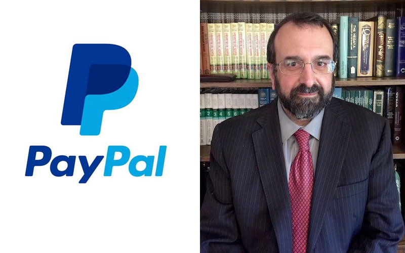 PayPal Permanently Bans Account of Robert Spencer from Anti-Islam Terror Site 'Jihad Watch'