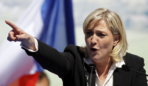 Marine Le Pen: A frenemy almost worth supporting!