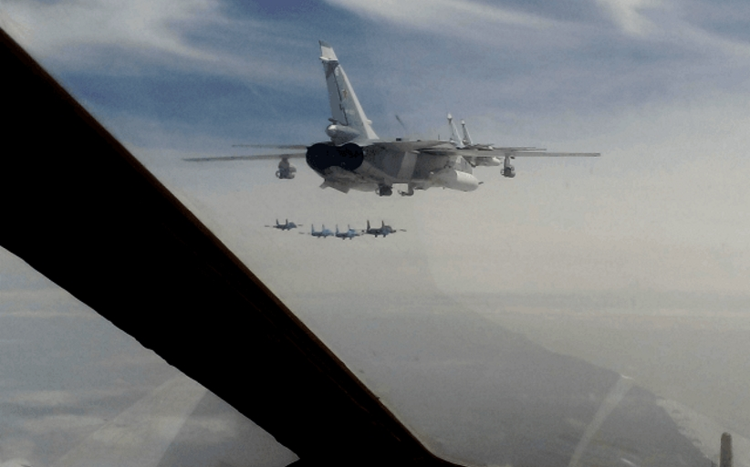 Russia Freezes Coordination with U.S. in Syria Following American Airstrikes