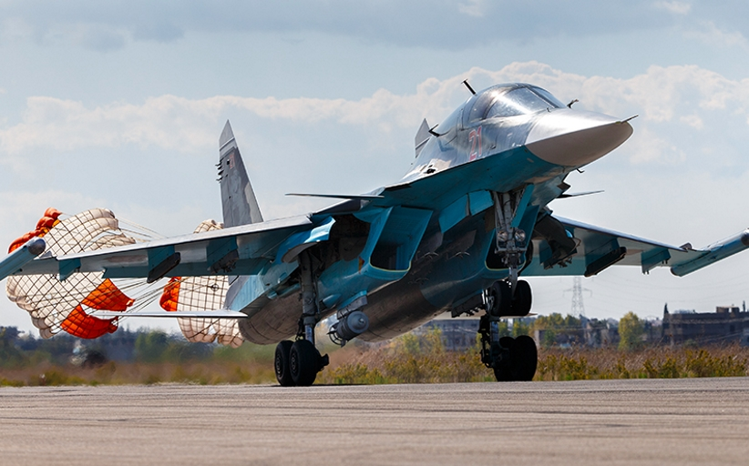 Report: Russia is building a second military airbase in Syria