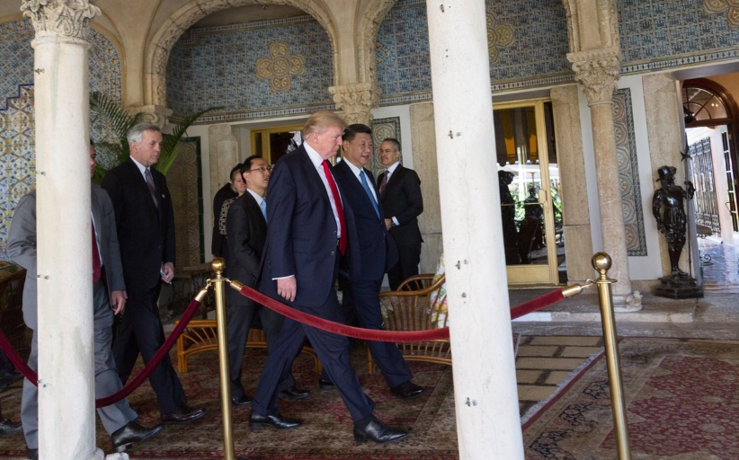 President Trump Realigning Geo-Political Alliances, and Few Paying Attention…