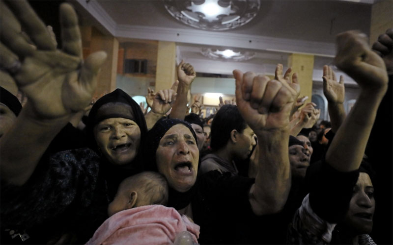 29 Slaughtered Coptic Christians, Including Children, Were Asked by IS to Deny Faith in Jesus but Refused