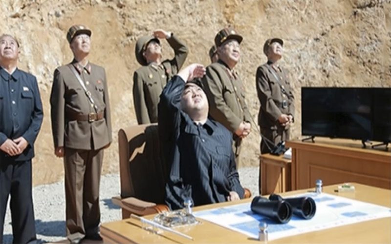 North Korea claims successful test of intercontinental ballistic missile