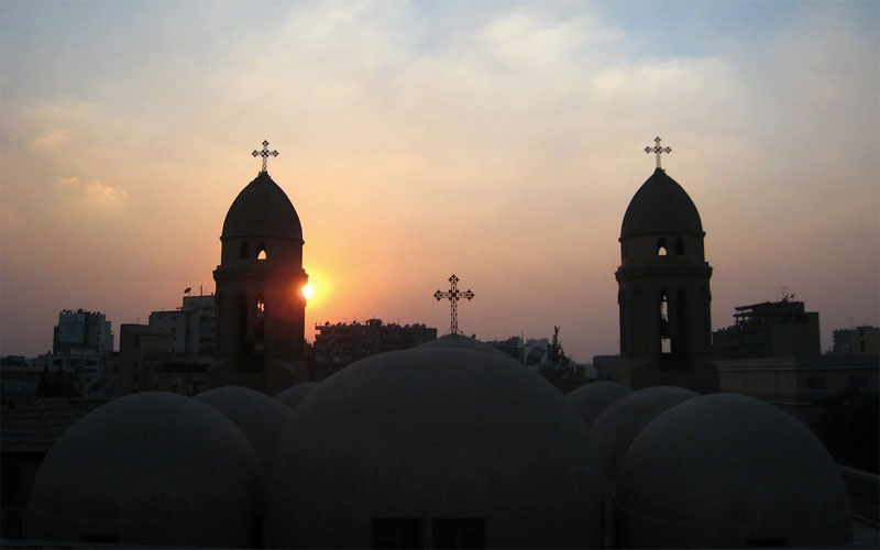 "Egyptian authorities close 1300-member church because it was ""upsetting to Muslims"""