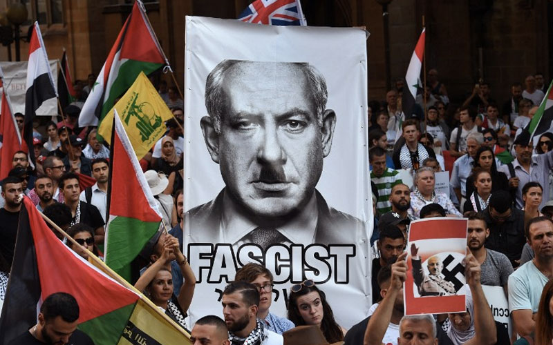 Australian NSW Labor Party votes to recognize a Palestinian state