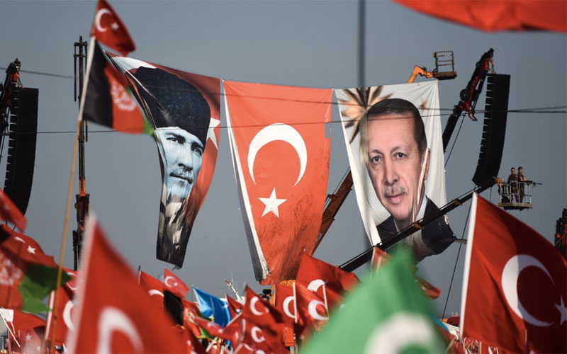 The Death Of The Turkish Republic, The Rebirth Of The Turkish Caliphate