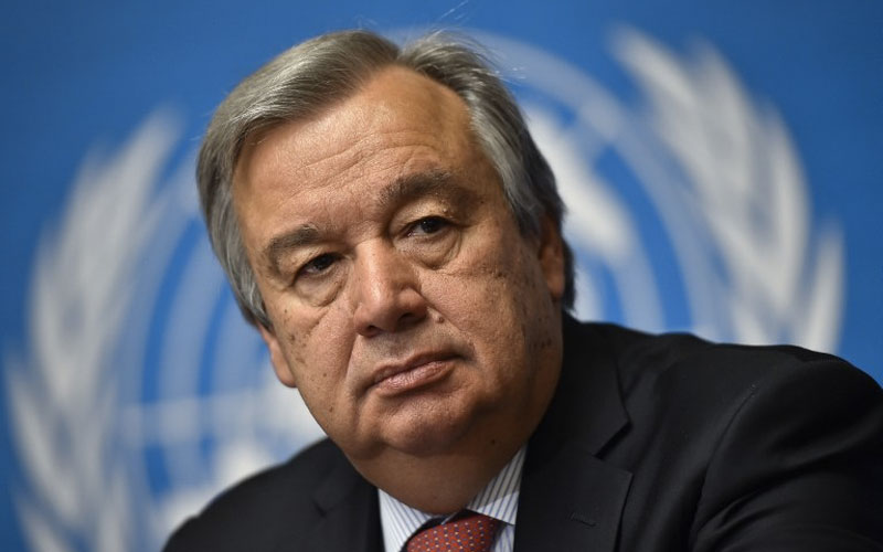 U.N. Challenged to End Its 'Anti-Israel Hate and Rejectionism'