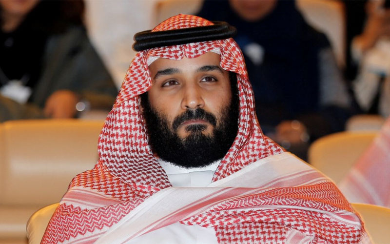 Report: Saudi Crown Prince will 'crush' Hezbollah with Israel