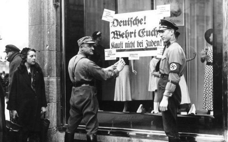Night Falls: German Jews React to Hitler's Rise to Power