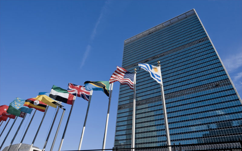 UN Launches 'Unprecedented' $1.3 Billion Legal Campaign Against Israel