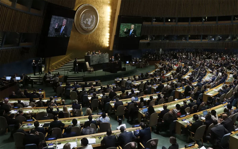 UN Plans Nine More Anti-Israel Resolutions