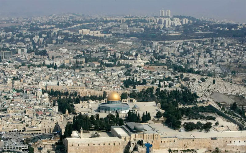 Israeli Deputy FM: More Than 10 Countries Mulling Embassy Moves To Jerusalem