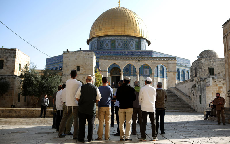 Israeli Jews Open Synagogue Beneath Temple Mount