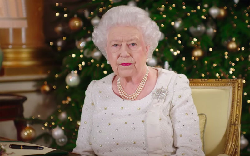 The Queen's Christmas Address Reflects on Horrors of Radical Islamic Terrorism in 2017