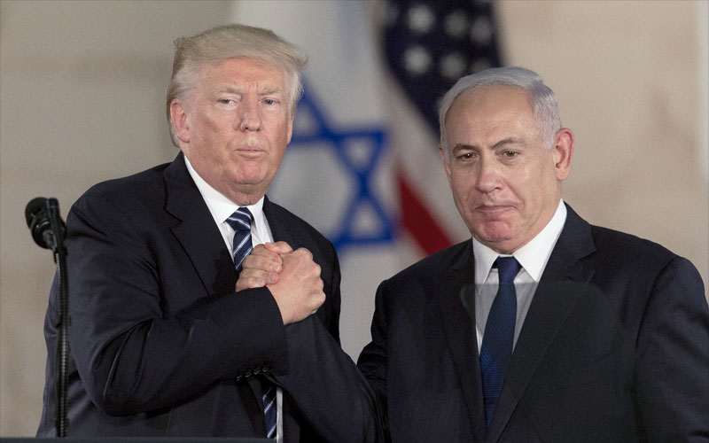 Report: US, Israel sign secret pact to tackle Iran nuclear and missile threat