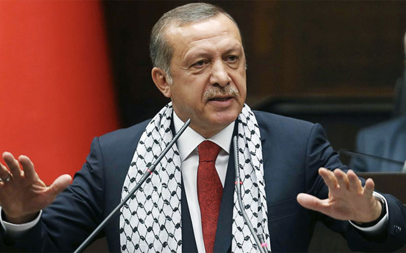 Turkey ready to mediate between Israel and Palestinians to reach peace deal