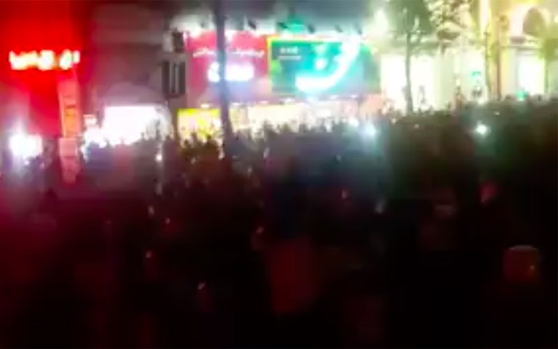 Iran Protests Grow Stronger: Shouts Of 'Death To Khameini!'