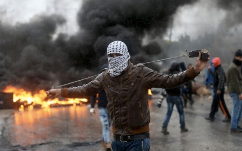 Poll finds increased support for violent solution to Israel-Palestinian conflict