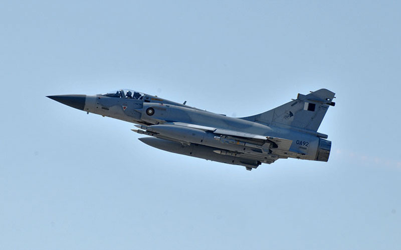 UAE claims Qatari fighter jets have intercepted two civilian aircraft
