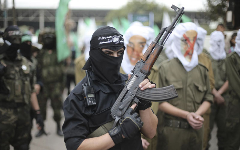 Report: Hamas Believes War With Israel Will Break Out In The Coming Days