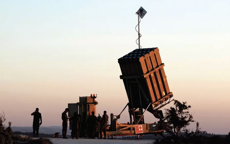 Preparing For War In The North, Israel Boosts Air Defences