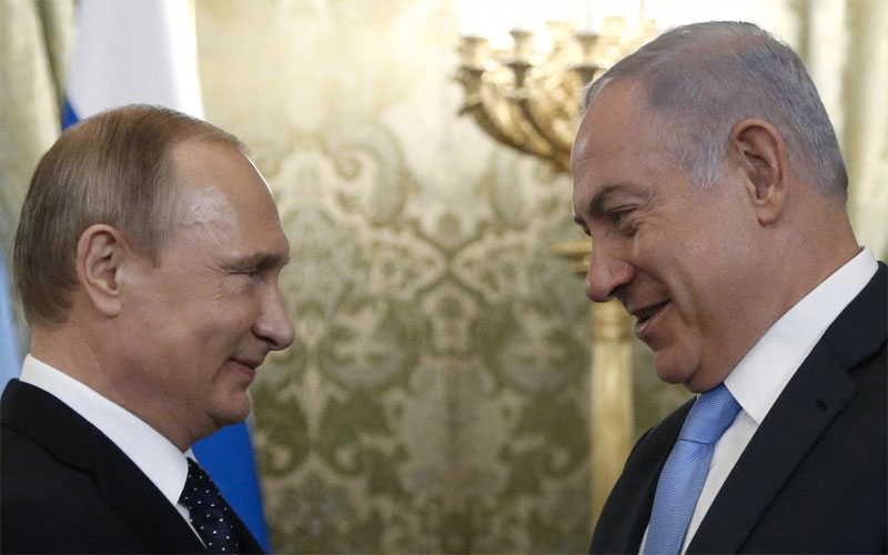 Russian official: If Iran attacks Israel, we'll stand with you
